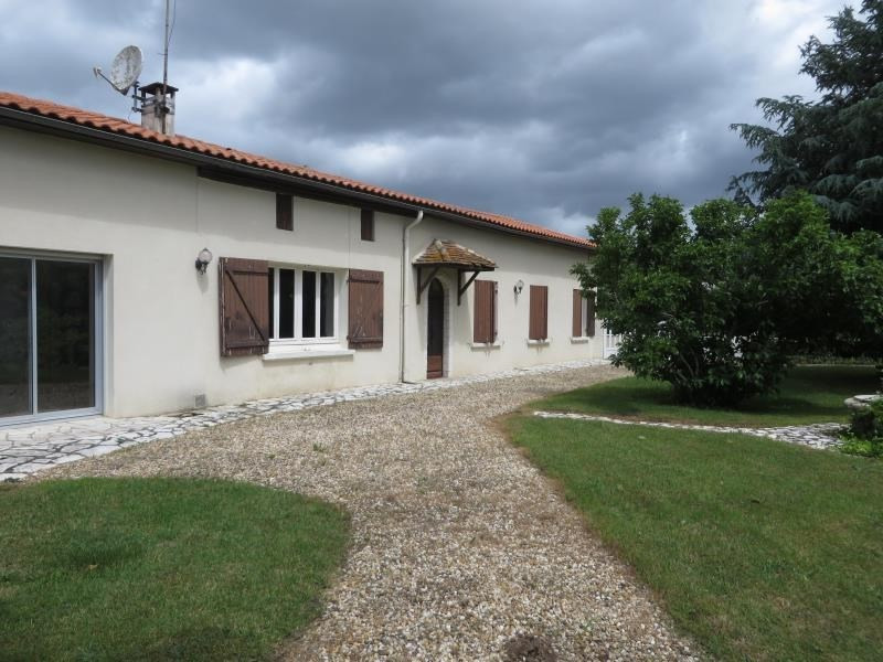 Vente maison / villa Le pizou 128000€ - Photo 1