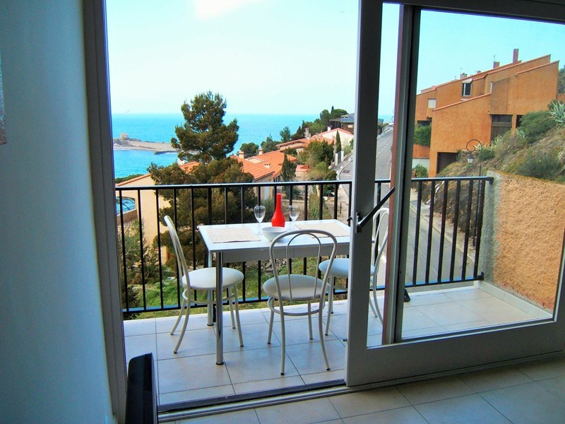 Location vacances appartement Collioure 415€ - Photo 4
