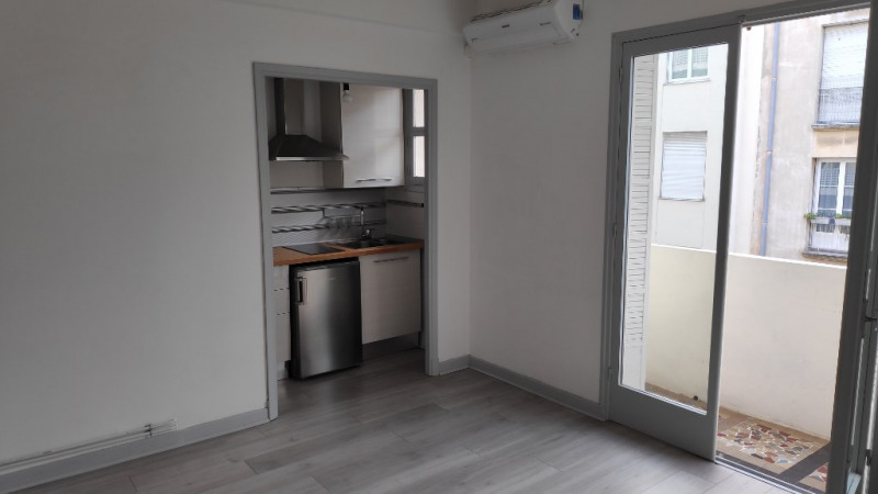 Rental apartment Nice 559€ CC - Picture 1