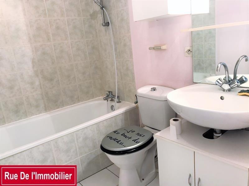 Sale apartment Haguenau 89000€ - Picture 5