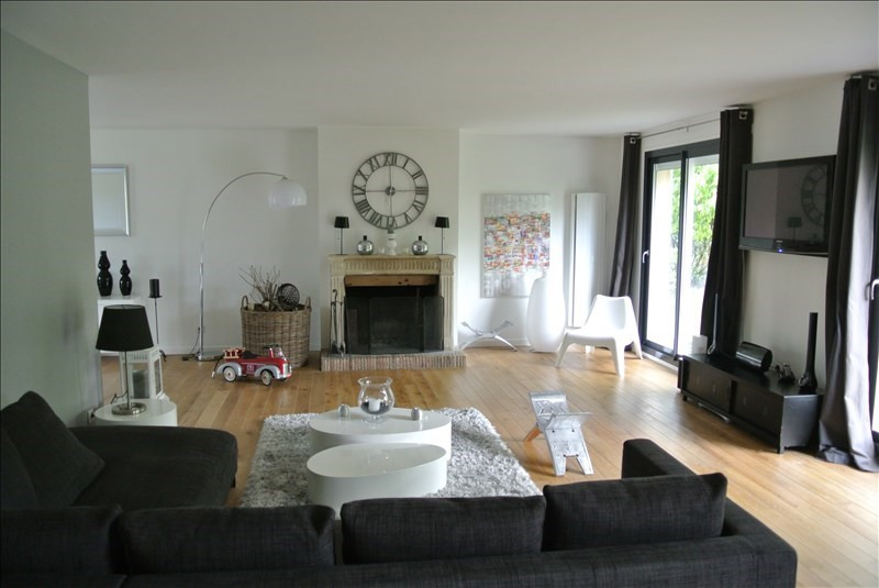 Venta  casa Villennes sur seine 969000€ - Fotografía 4