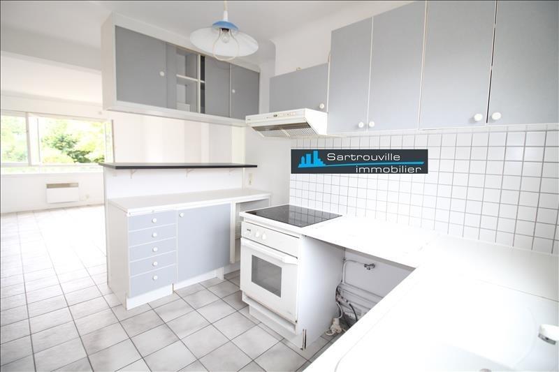 Vendita appartamento Sartrouville 151000€ - Fotografia 3