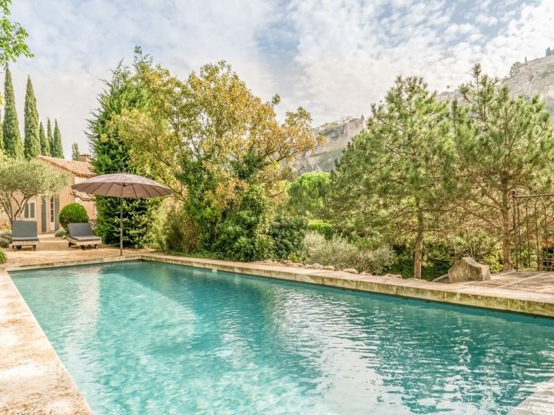 Deluxe sale house / villa Les baux-de-provence 2438000€ - Picture 1