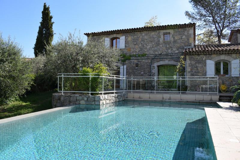 Revenda residencial de prestígio casa Fayence 680000€ - Fotografia 3