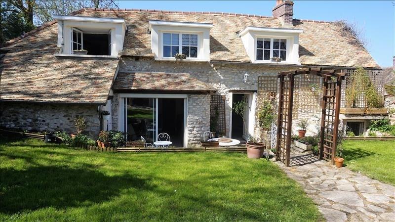Vendita casa La chaussee d'ivry 287000€ - Fotografia 2