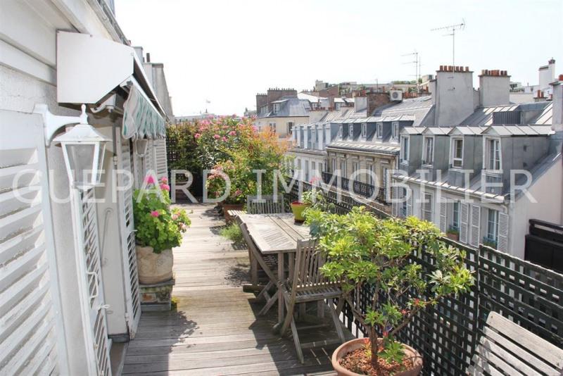 Deluxe sale apartment Paris 8ème 3500000€ - Picture 10