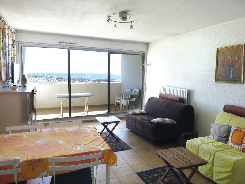 Verkoop  appartement Palavas les flots 235000€ - Foto 1