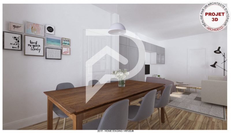 Investment property apartment Sannois 159 000€ - Picture 3