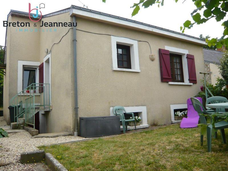 Sale house / villa Gennes sur glaize 94500€ - Picture 1