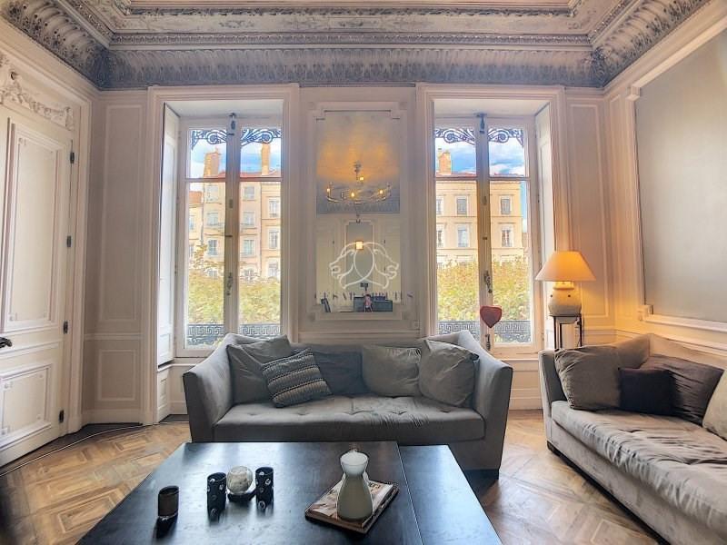 Vente de prestige appartement Lyon 6ème 1060000€ - Photo 3