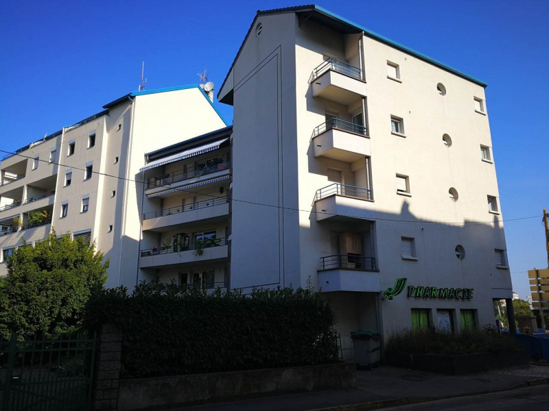 Vente appartement Gaillard 420 000€ - Photo 1