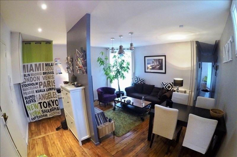 Sale apartment Clichy 430000€ - Picture 2