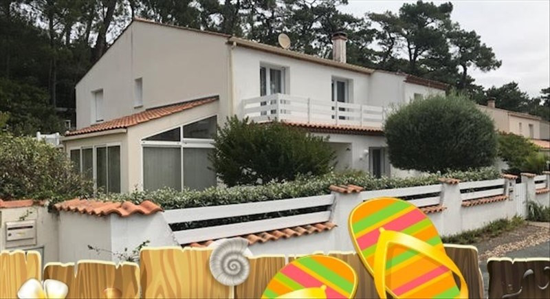 Sale house / villa La tranche sur mer 387000€ - Picture 1