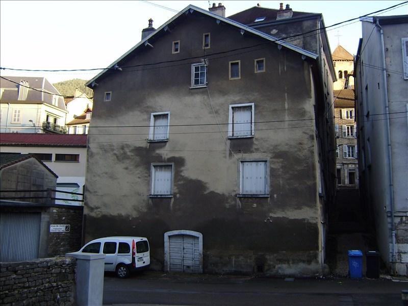 Vente maison / villa Salins les bains 35000€ - Photo 2
