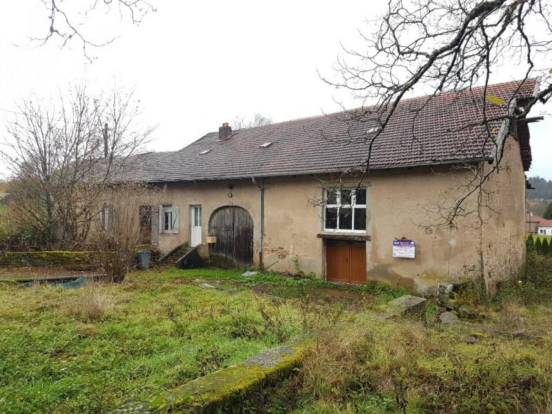 Vente maison / villa Raon l etape 71500€ - Photo 2