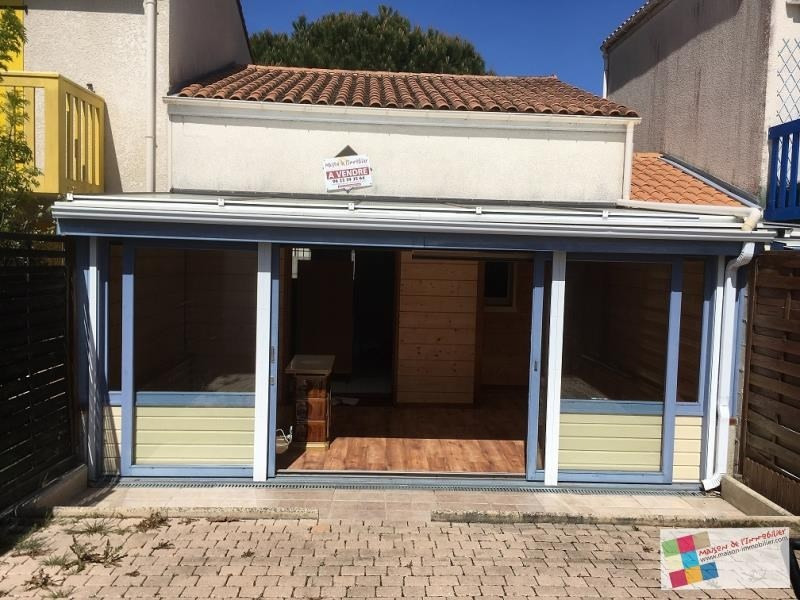 Produit d'investissement appartement Meschers sur gironde 131 250€ - Photo 1