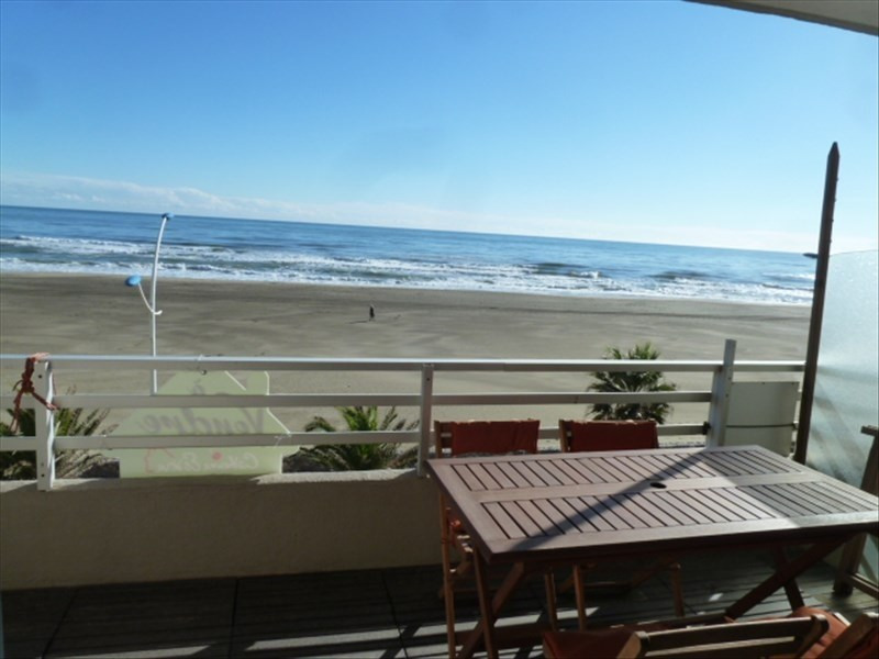 Vente appartement Canet plage 200 000€ - Photo 2
