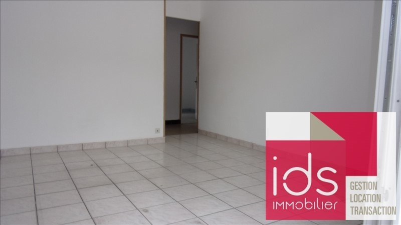 Sale apartment Pontcharra 95000€ - Picture 2