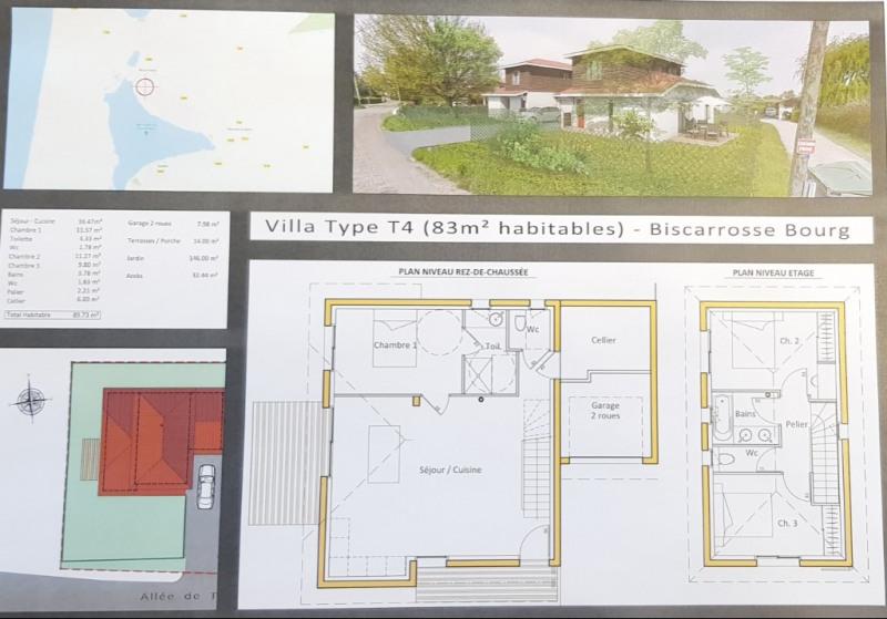 Venta  casa Biscarrosse 266000€ - Fotografía 3