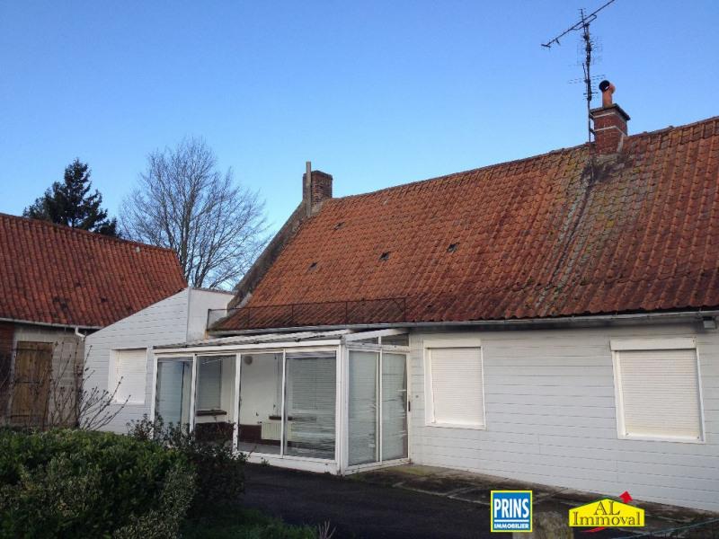 Vente maison / villa Racquinghem 100000€ - Photo 1