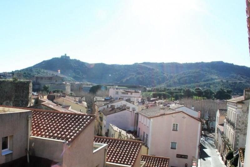Venta  apartamento Collioure 160000€ - Fotografía 1