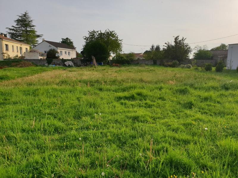 Vente terrain Dompierre sur yon 96000€ - Photo 1