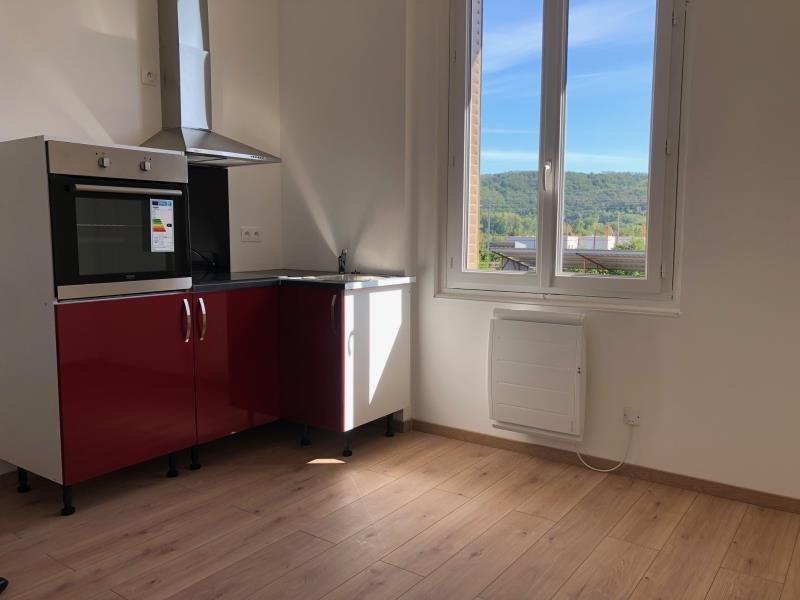 Affitto appartamento Condrieu 700€ CC - Fotografia 1