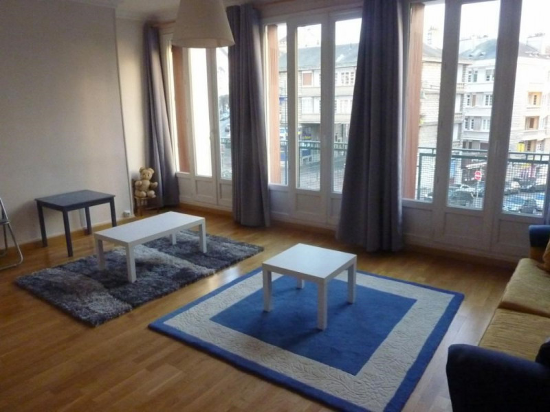 Vente appartement Lisieux 91000€ - Photo 1