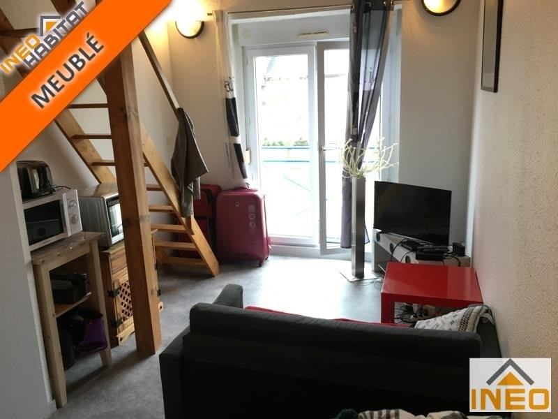 Location appartement Rennes 480€ CC - Photo 1