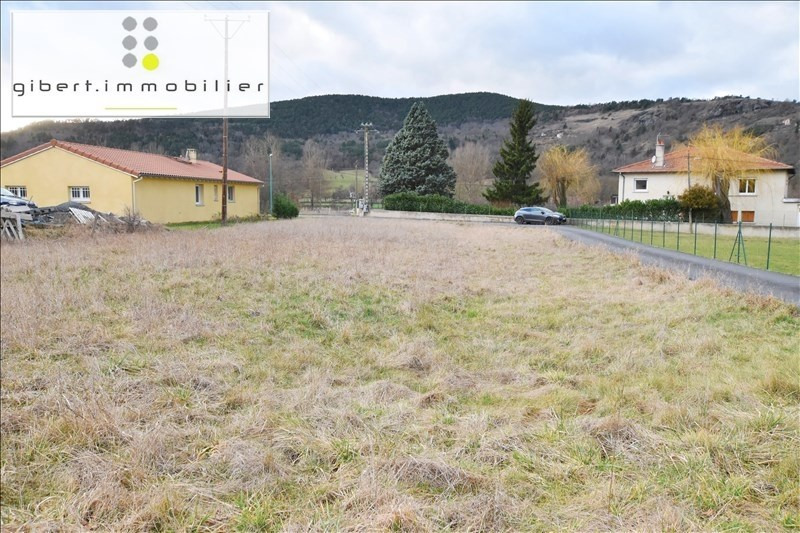 Vente terrain Coubon 30 000€ - Photo 1