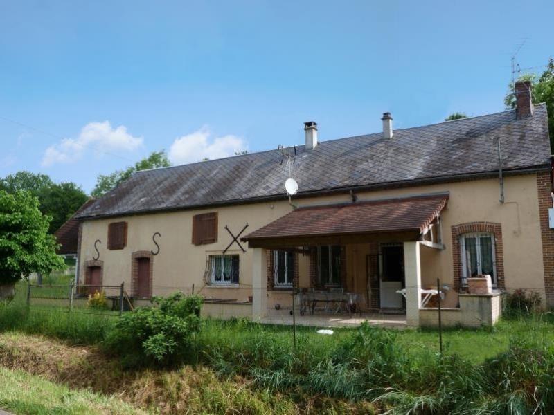 Vente maison / villa Charny oree de puisaye 90000€ - Photo 1