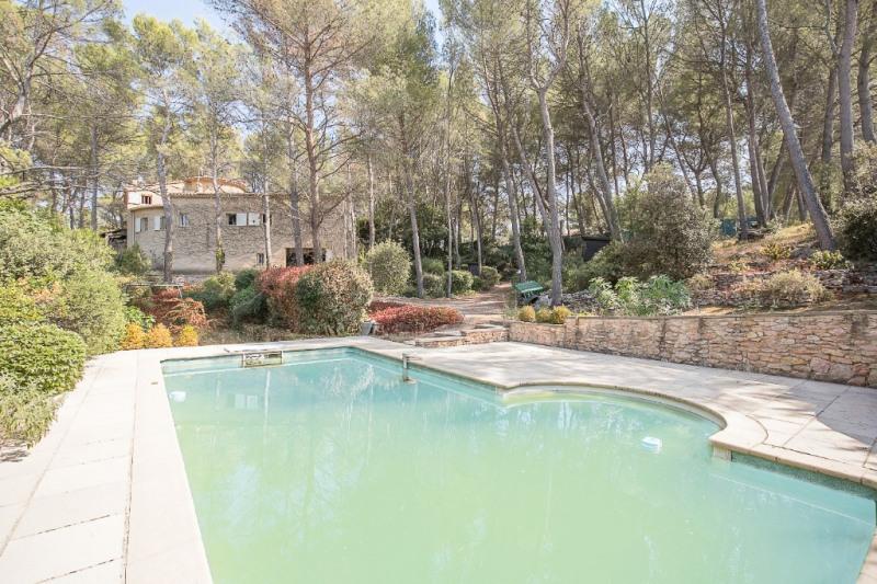 Vente de prestige maison / villa Cabries 750000€ - Photo 11
