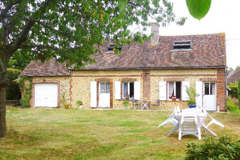 Sale house / villa Verneuil d'avre et d'iton 168000€ - Picture 1