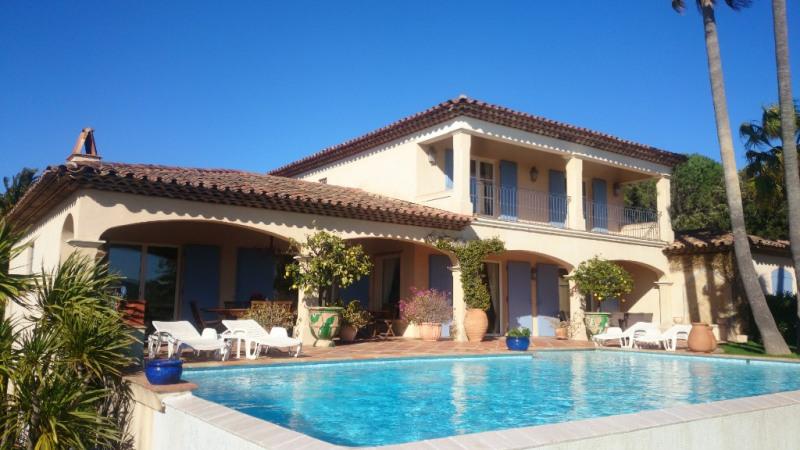 Vente de prestige maison / villa Grimaud 2750000€ - Photo 1
