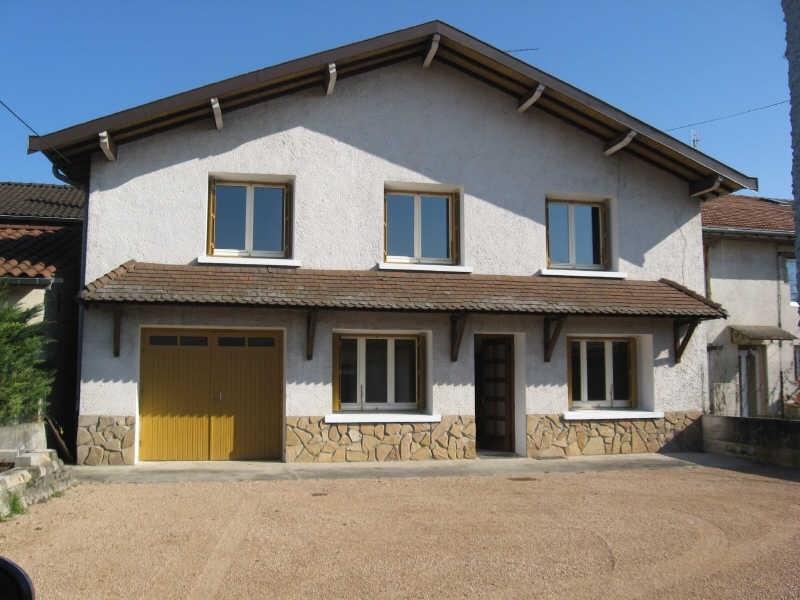 Location maison / villa Loyettes 898€ CC - Photo 1