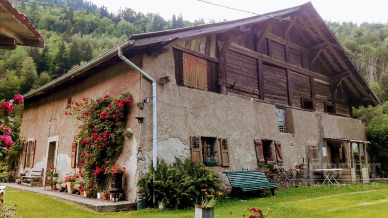 Vente de prestige maison / villa Saint gervais les bains 550000€ - Photo 2