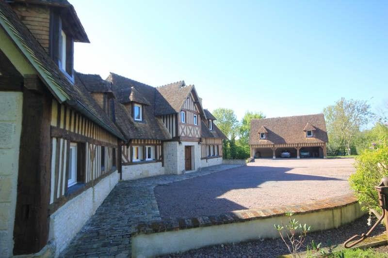 Vente de prestige maison / villa Villers sur mer 895000€ - Photo 1