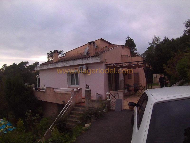 Vitalicio  casa Roquefort-les-pins 460000€ - Fotografía 5