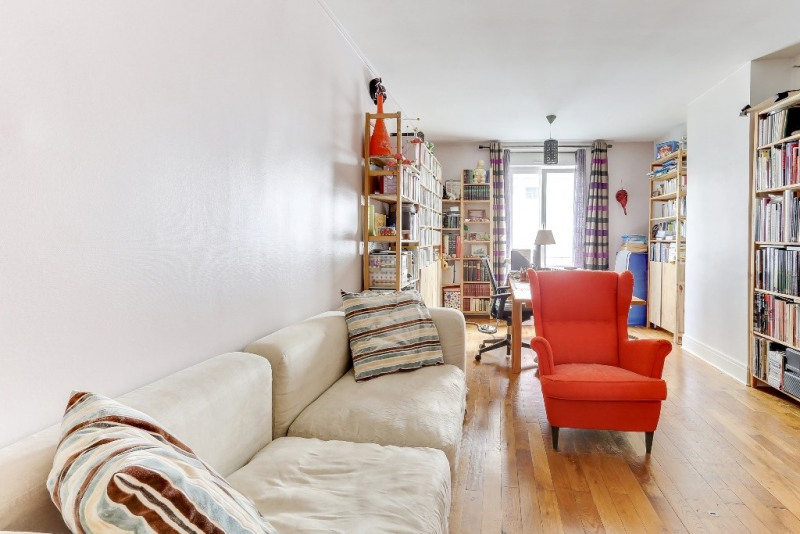Sale apartment Lyon 6ème 440000€ - Picture 3