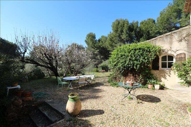 Vente de prestige maison / villa Pelissanne 640000€ - Photo 3