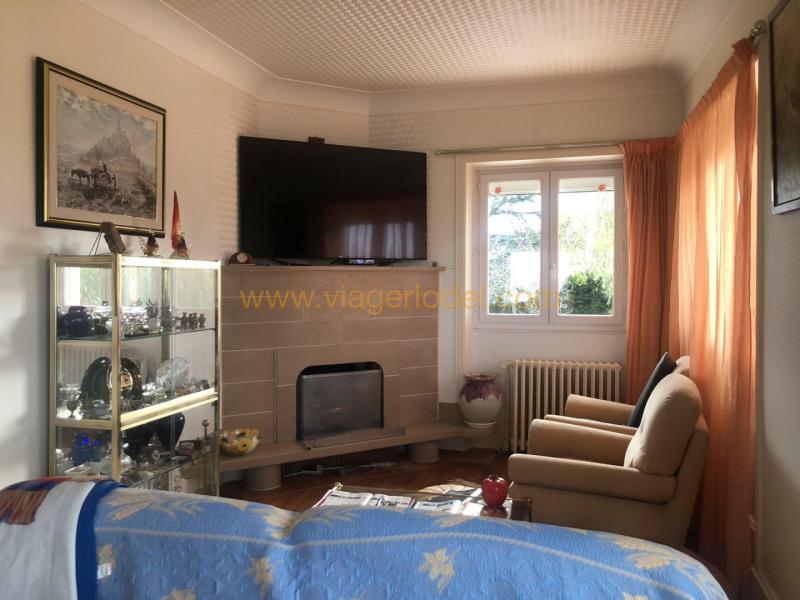 Vendita nell' vitalizio di vita casa Granville 440000€ - Fotografia 11
