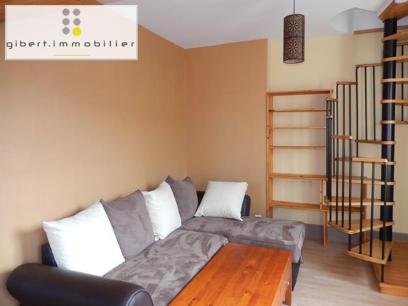 Location appartement Le puy en velay 434,79€ CC - Photo 2