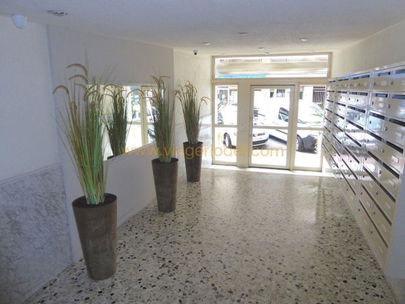 Viager appartement Cannes 137 000€ - Photo 1
