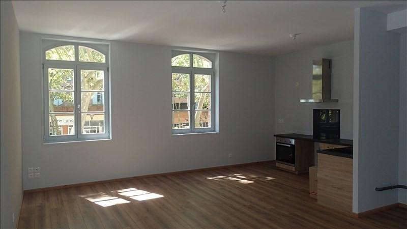 Rental apartment Albi 530€ CC - Picture 1