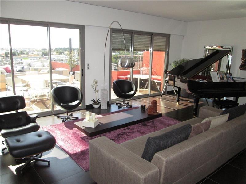 Vente de prestige appartement Balaruc les bains 1350000€ - Photo 2
