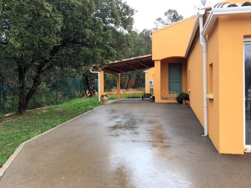 Vitalicio  casa Pourrières 95000€ - Fotografía 4