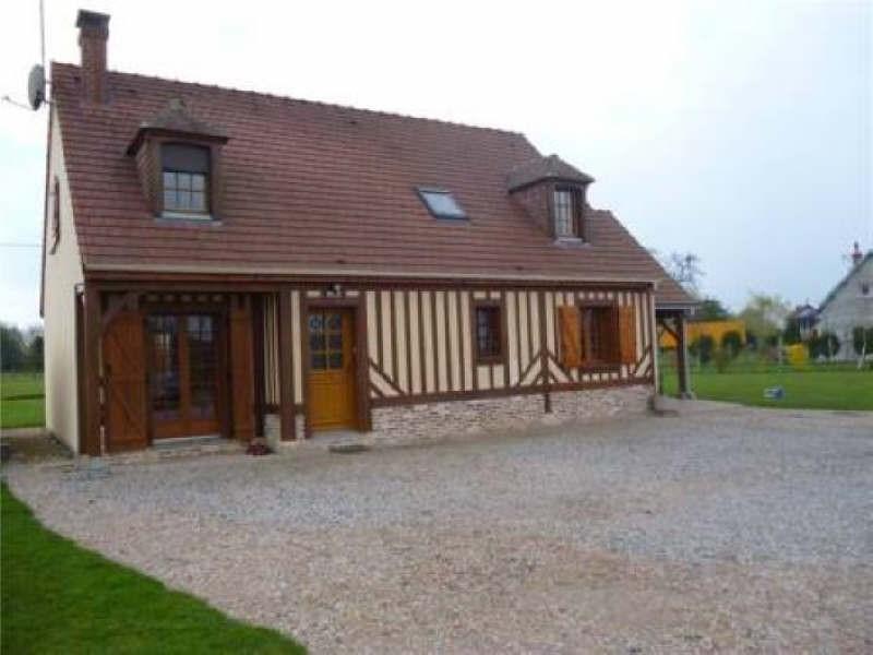 Venta  casa Sainte-foy-de-montgommery 168000€ - Fotografía 6