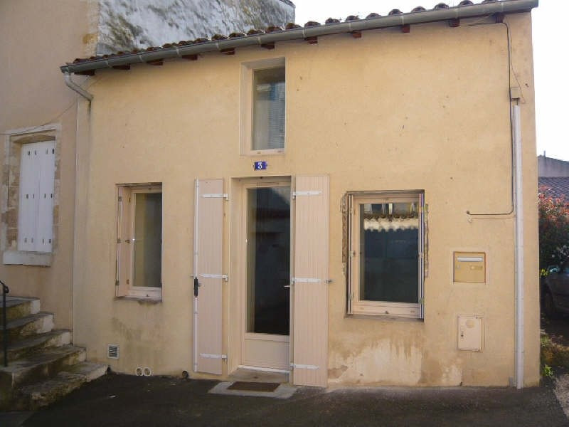 Location maison / villa La mothe st heray 523€ CC - Photo 1
