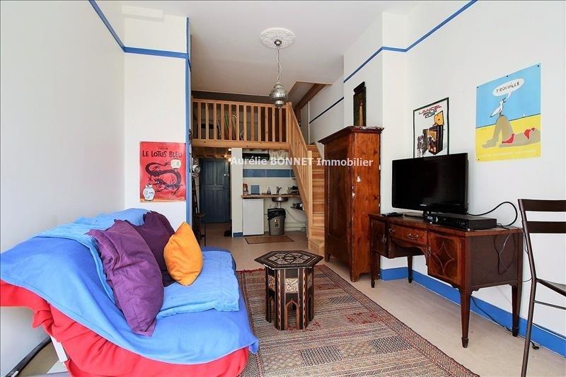 Sale apartment Trouville sur mer 137000€ - Picture 3