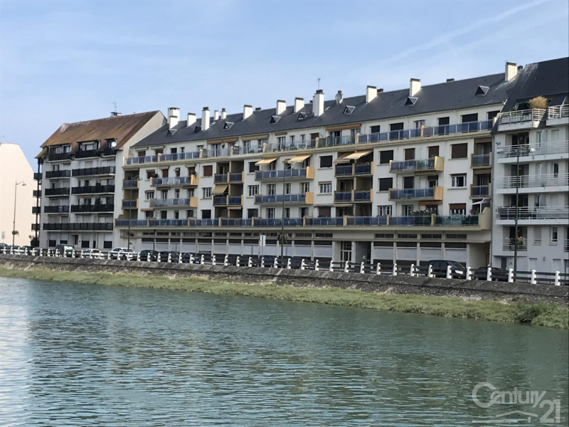 Sale apartment Trouville sur mer 119 000€ - Picture 1